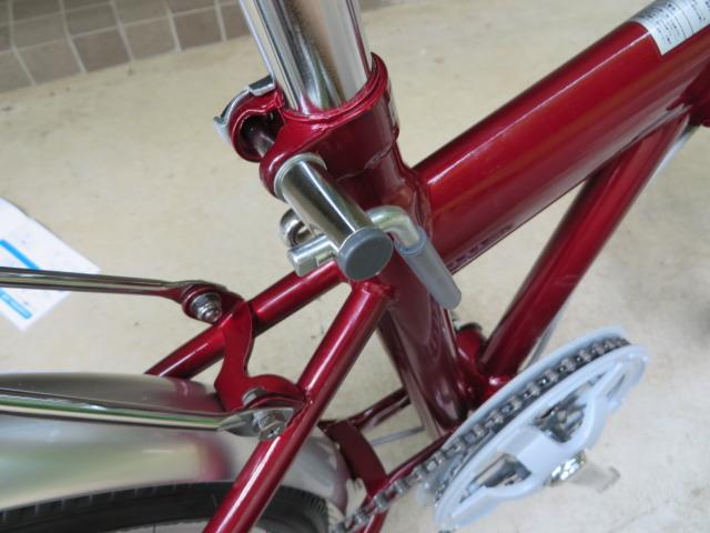 KGK206LL-09 TOPONE 折り畳み自転車